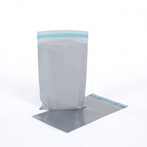 Silver Mailing Bags